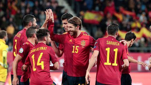 España se estrena frente a Kosovo y repite contra Suecia: este es el camino a Qatar