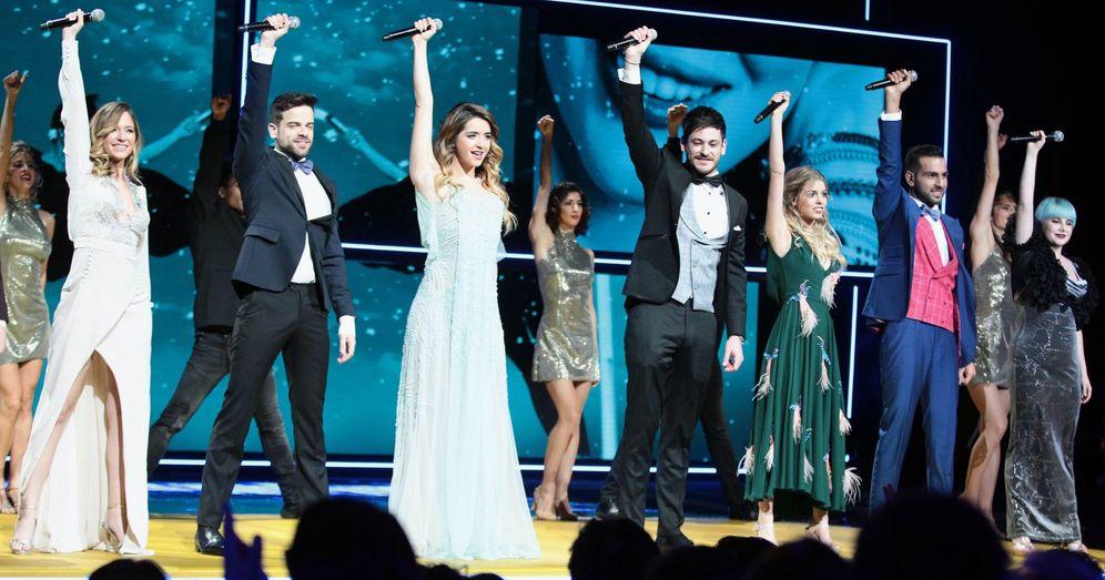 Foto: Premios Forqué. (EFE)