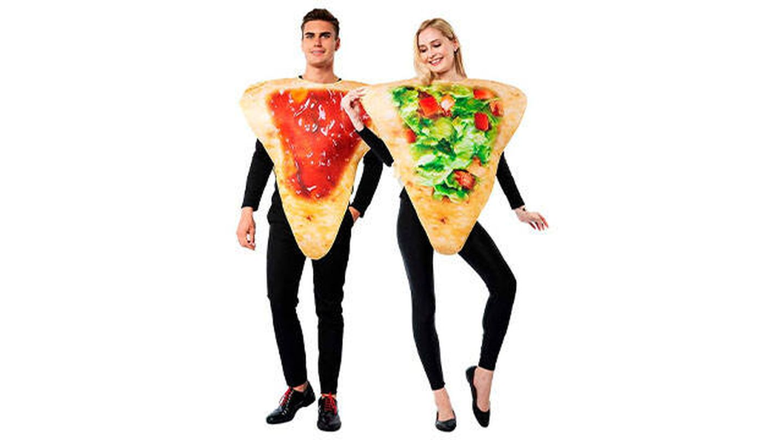 Disfraces de aperitivos para parejas