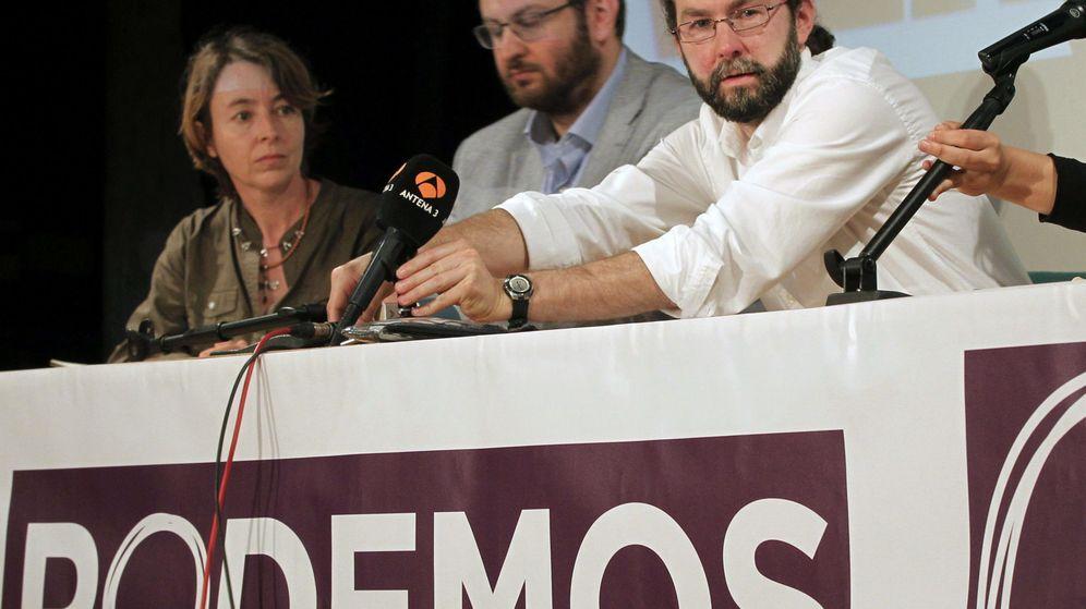 Foto: Emilio León, de Podemos, optará a la presidencia de Asturias. (EFE)