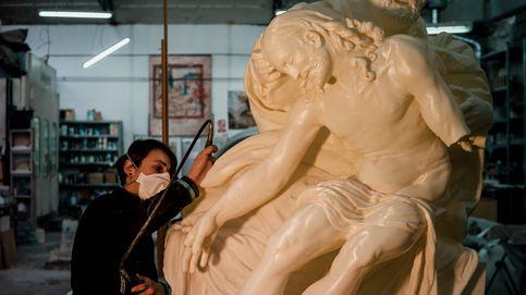 El espacio madrileño de 5.000 m2 donde se preserva y crea arte mundial
