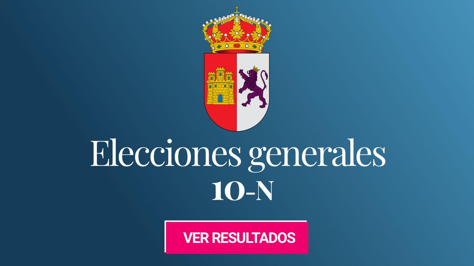Foto: Elecciones generales 2019 en Cáceres. (C.C./EC)