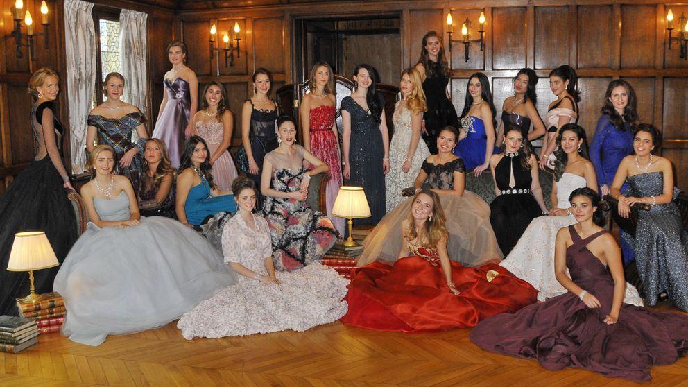 La jet española pierde presencia en el Baile de los Debutantes