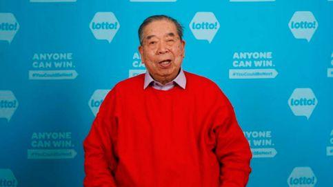 Gana la lotería con 85 años, pero asegura que ya no necesita el dinero del premio