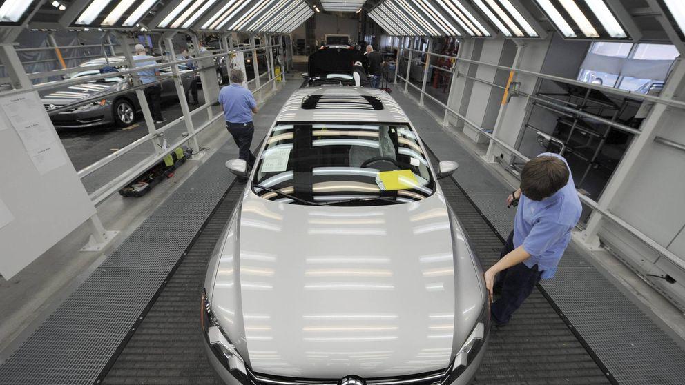 La producción industrial se dispara un 8,9% en abril, su mayor alza en ocho años