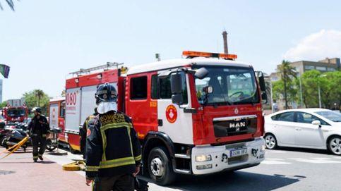 Un muerto y 19 heridos en la explosión de una empresa química en Barcelona
