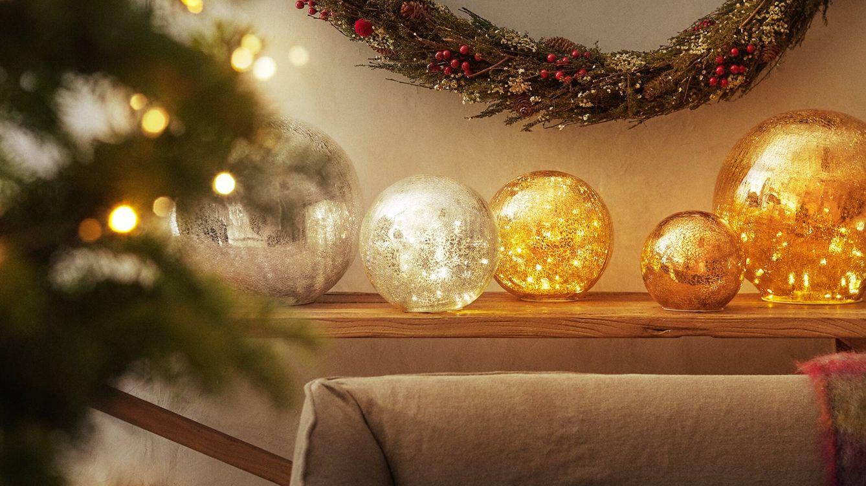 Adelántate a la Navidad con la nueva decoración de Zara Home