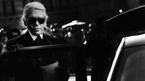 Este es el motivo por el que Karl Lagerfeld siempre llevaba gafas de sol