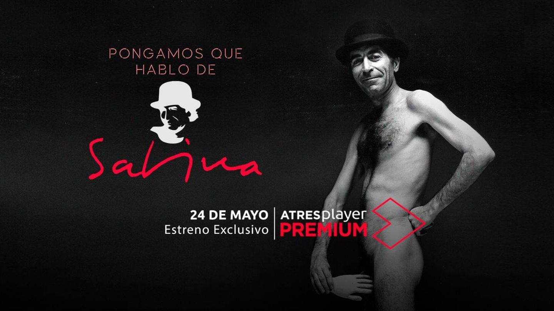 Sabina, al desnudo. (Atresmedia)