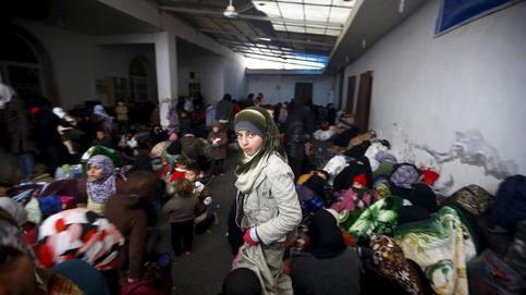 Turquía tira a matar contra refugiados en la frontera siria