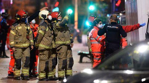 Un muerto y siete evacuados tras incendiarse una vivienda en San Sebastián