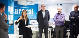Post de 'Ara' afronta la entrada de nuevos socios para cubrir sus pérdidas
