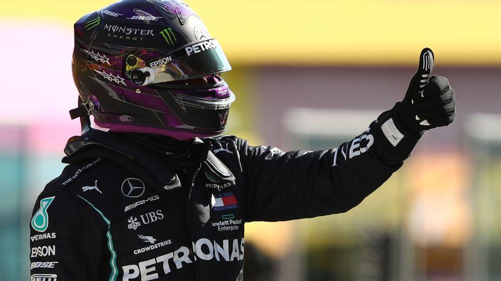 Foto: Hamilton se llevó la pole en Mugello por delante de Bottas. (Reuters)