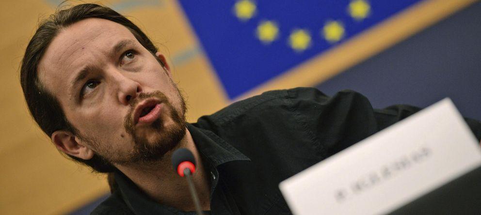 Foto: Pablo Iglesias, líder de Podemos (Efe)
