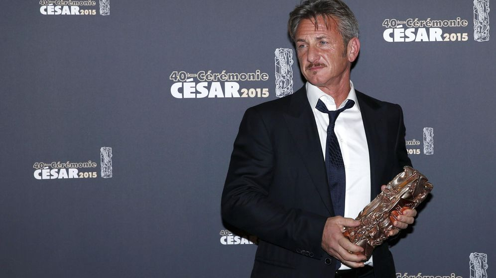 Foto: El actor Sean Penn.