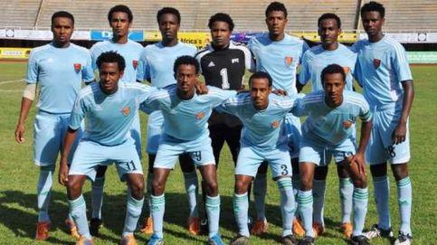 Botsuana concede asilo político a diez futbolistas eritreos que desertaron