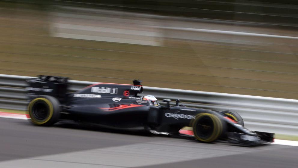 Alonso, a disparar el cañón de sus salidas y atacar en la carrera sin parar