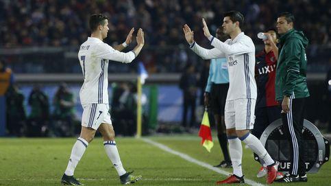 La espantada de Cristiano Ronaldo bloquea la salida de Morata al United