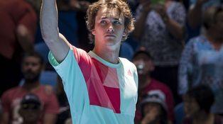 Alexander Zverev y otras cuatro precoces raquetas a seguir en 2017