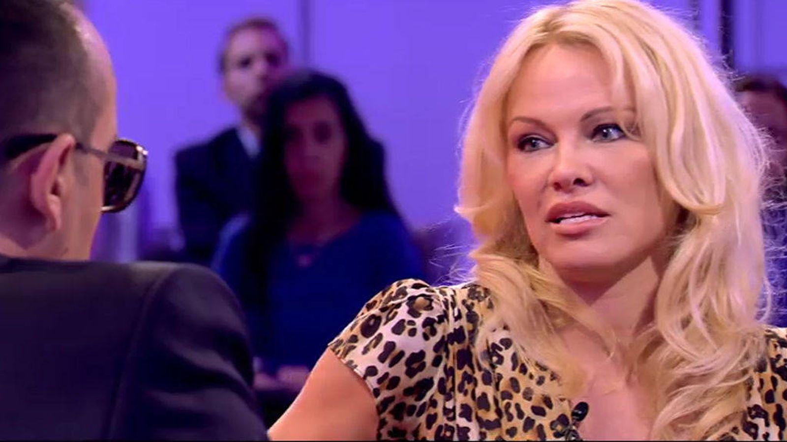 Foto: Pamela Anderson en 'Chester'. (Mediaset España)