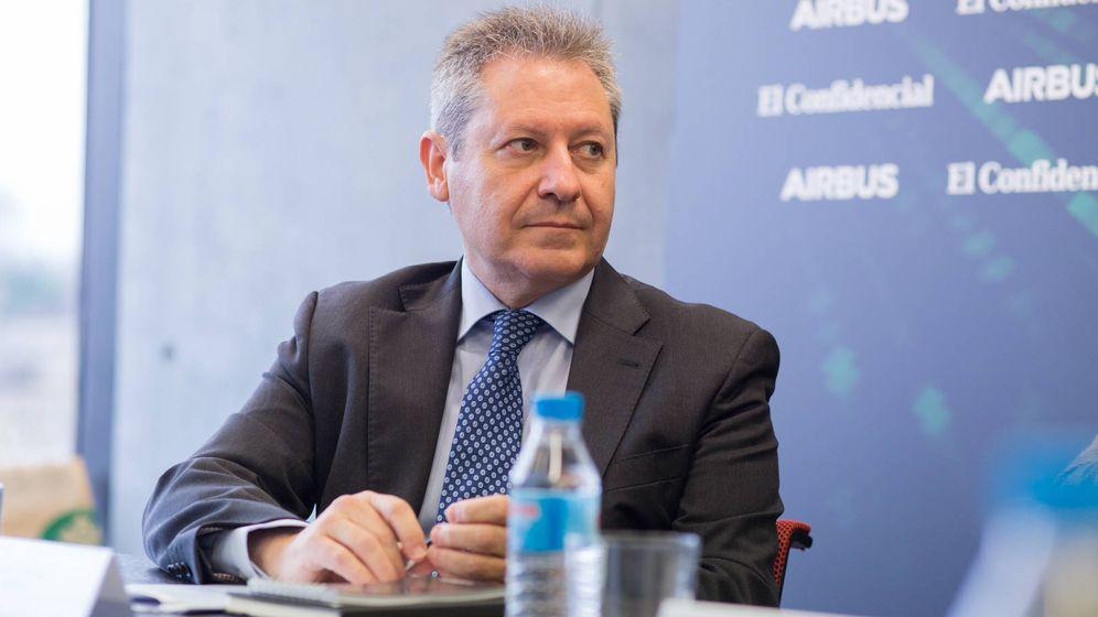 Foto: Alberto Gutiérrez, presidente de Airbus España. (Airbus)