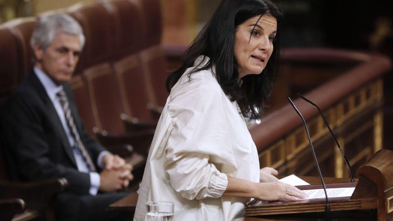 La diputada de Vox en el Congreso María de la Cabeza Ruiz Solás. (EFE)