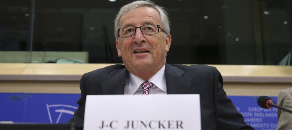 Foto: Jean-Claude Juncker (i), propuesto por los líderes de los Veintiocho para presidir la CE. (Reuters)