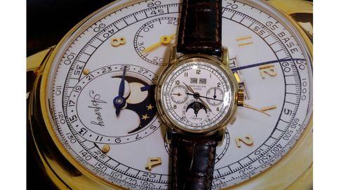 El reloj de los récords