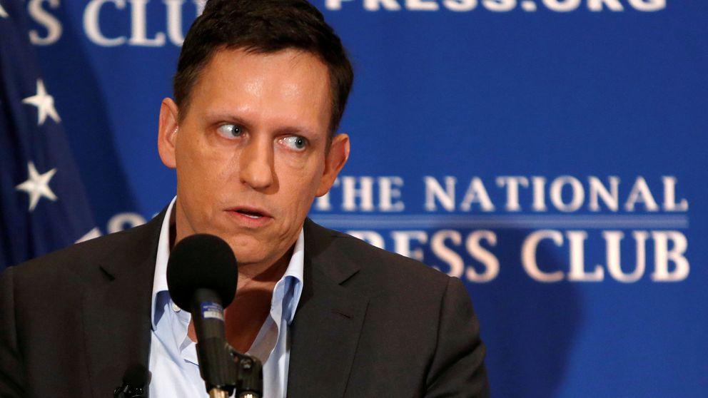 Palantir, el mayor invento de espionaje del mundo del megamillonario Peter Thiel