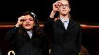 Las 'voces de oro' de Lorena y Nicol cantan dos Gordos consecutivos