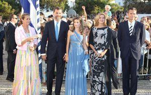 Boda Nicolás de Grecia y Tatiana Blatnik