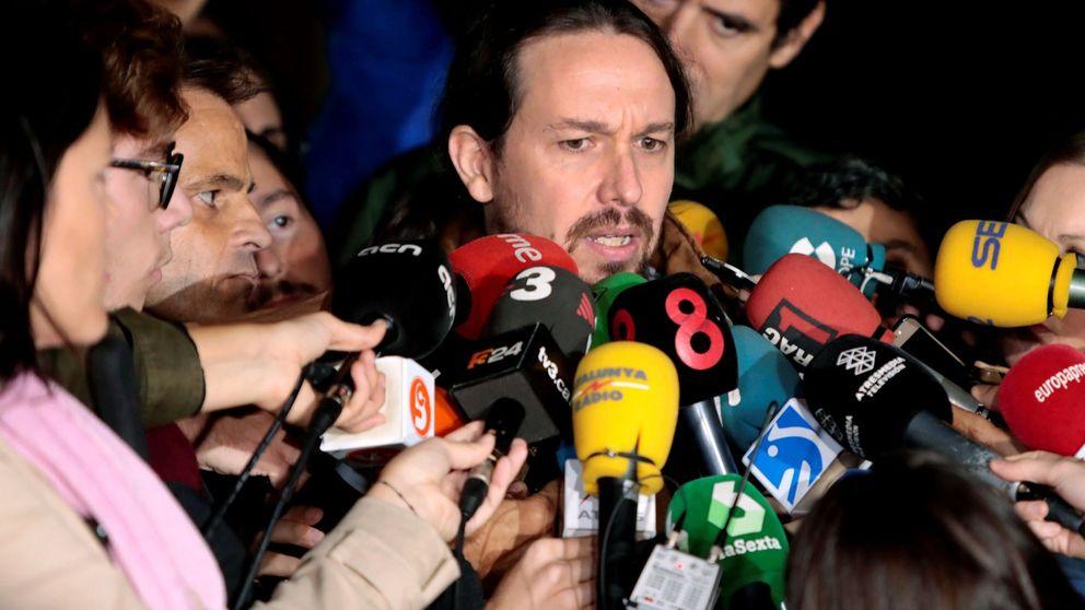 Iglesias habla con Puigdemont de presos políticos y barajan una reunión presencial