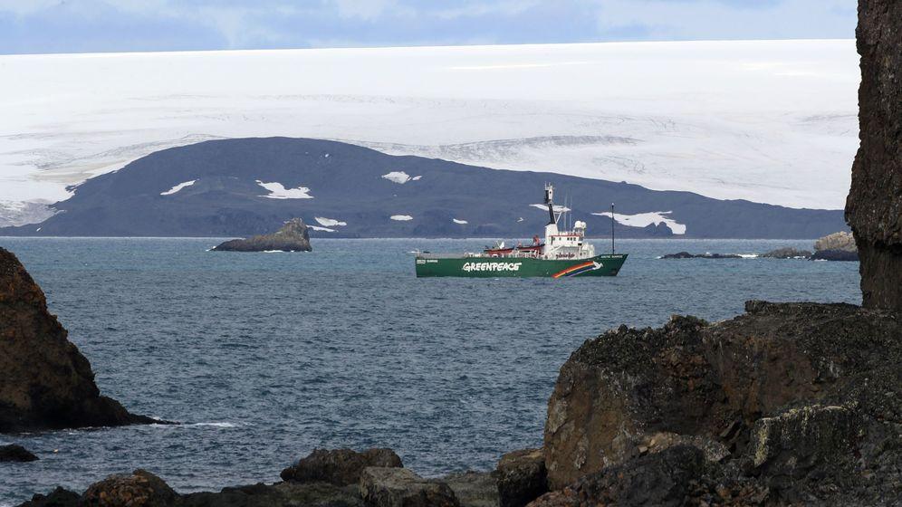 Foto: La Antártida es uno de los lugares donde más se nota el cambio climático (EFE/Federico Anfitti)
