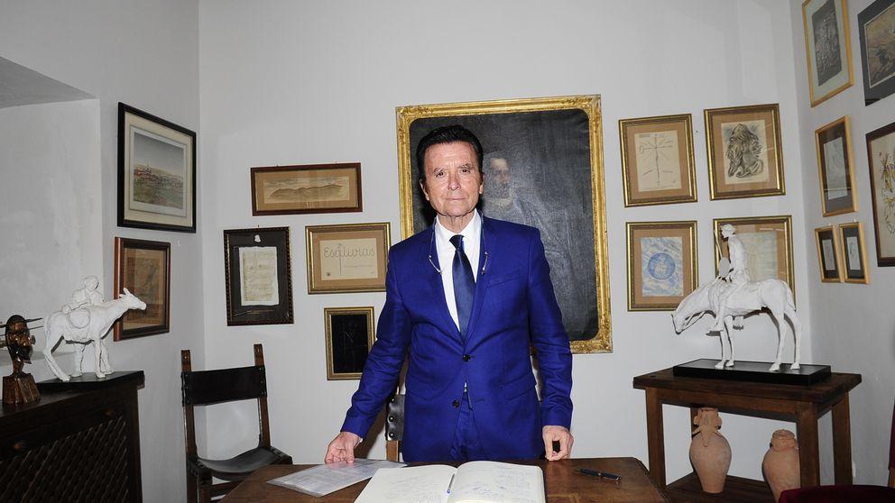 Ortega Cano, homenajeado en Toledo tras saldar su deuda con la justicia