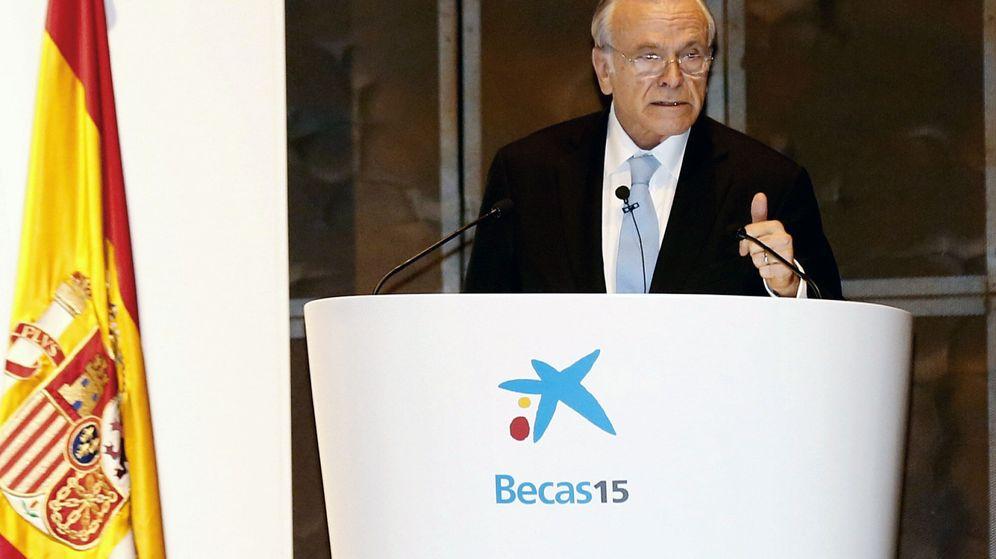 Foto: El presidente de la Caixa, Isidre Fainé. (EFE)