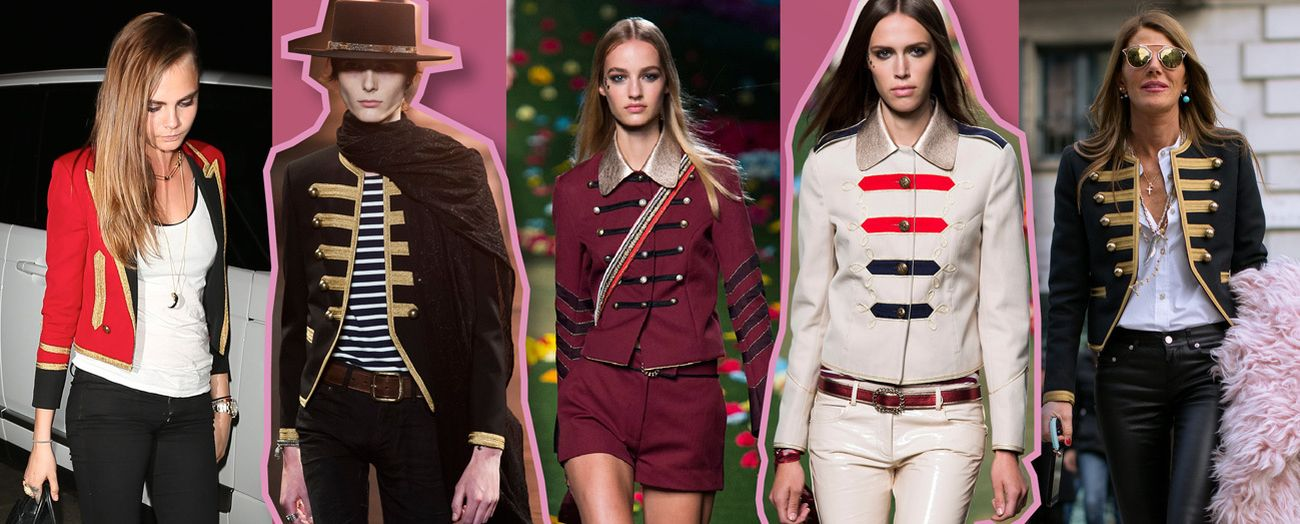 Foto: ¿Sabes cuál es la chaqueta que vuelve locas a Cara Delevingne y Anna dello Russo?