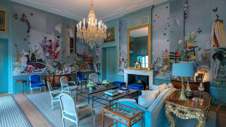 El Salón Azul. (RVB - Corné Bastiaansen)