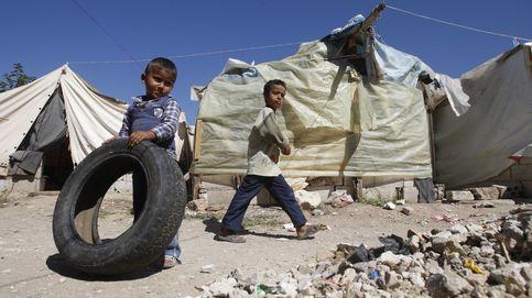 Los refugiados palestinos, uno de los grandes obstáculos del conflicto en Oriente medio