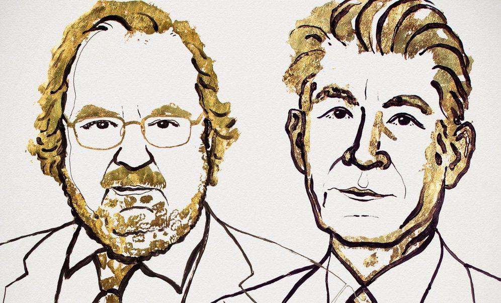 Foto: James P. Allison (izquierda) y Tasuko Honjo, los ganadores del Nobel de Medicina 2018