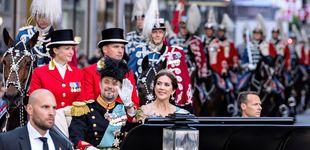 Post de El fabuloso baile de Federico y Mary de Dinamarca en el 50 cumpleaños del príncipe