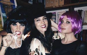 El elenco de 'Velvet' se reúne en la fiesta cabaret de Juana Acosta