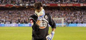 Foto: Riazor vive su noche más triste: el Depor jugará la próxima temporada en Segunda División