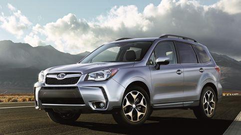 Subaru Forester, el mejor todocamino para el campo (y llevar los niños al cole)