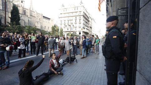La Guardia Civil pide el relevo urgente de los agentes de refuerzo en Cataluña