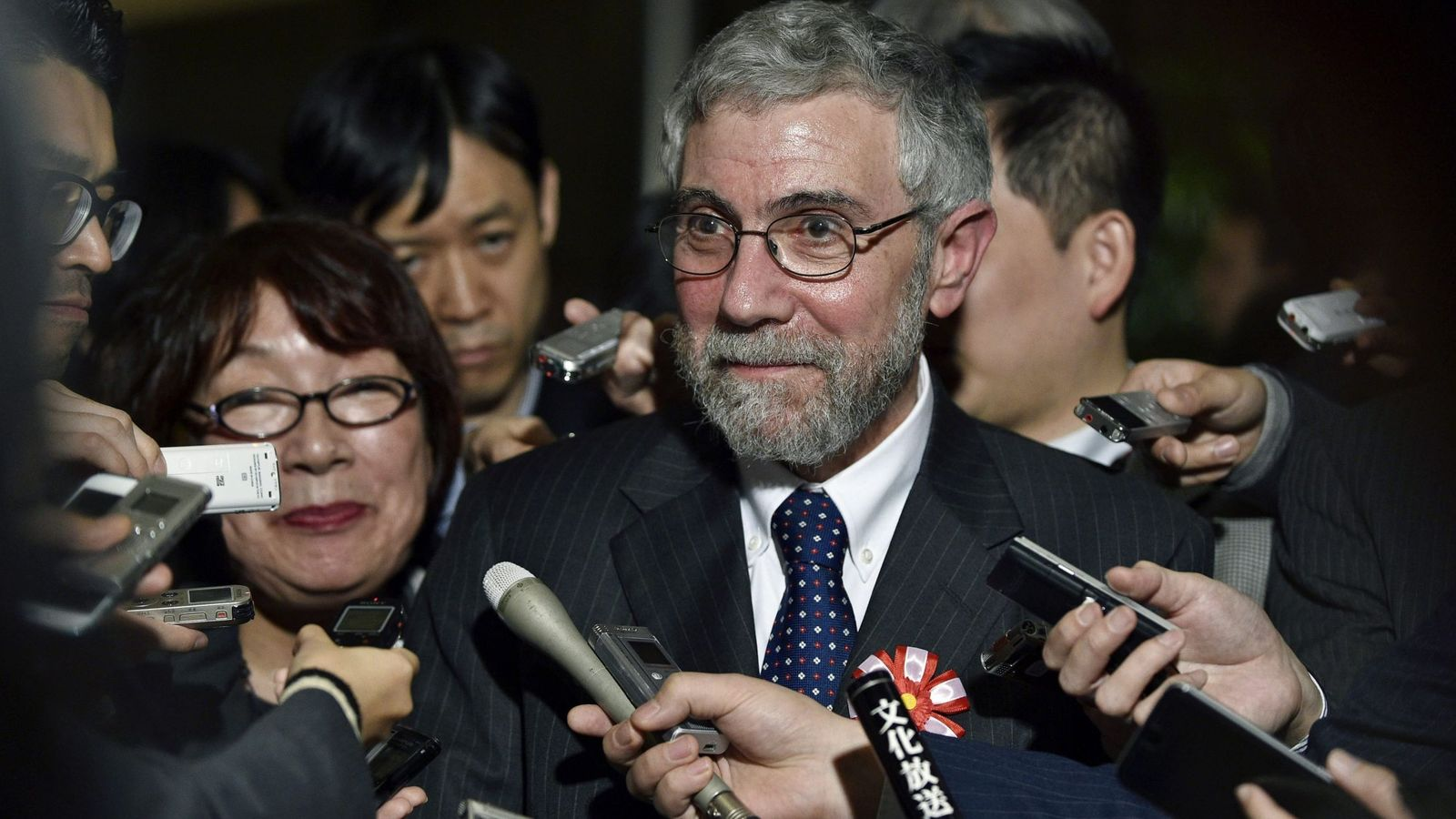 Foto: Paul Krugman puede ser un ejemplo de economista heterodoxo. (Efe/Franck Robichon)