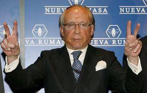 Ruiz-Mateos, el titular de las seis cuentas en el banco de Bárcenas