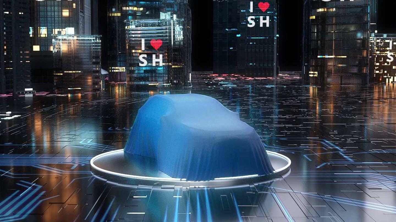 El todocamino eléctrico de Toyota se desvelará el 19 de abril en el Salón de Shanghai.