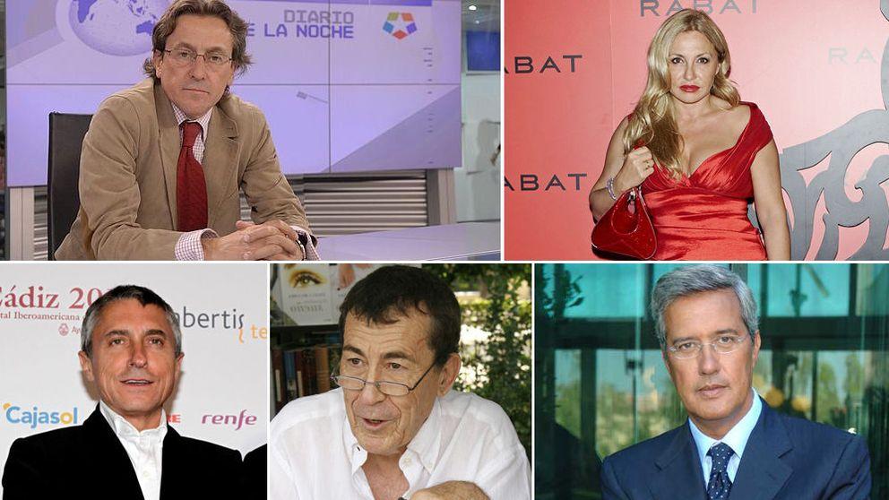 Telemadrid pagó a cinco periodistas y a sus productoras 19 millones desde 2004