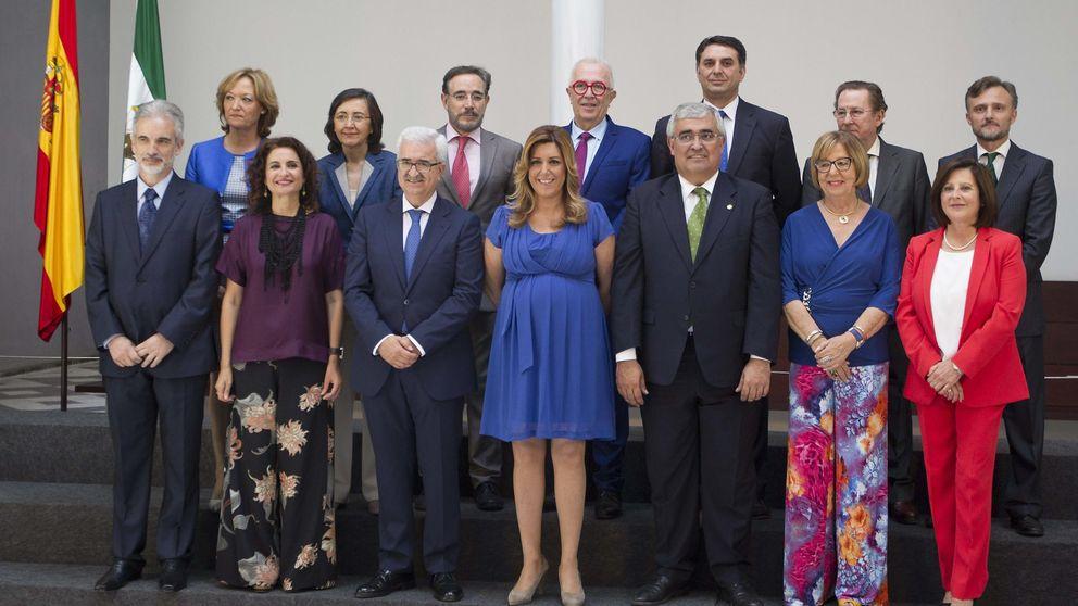 Susana Díaz endurece el control sobre los nuevos altos cargos de su Gobierno
