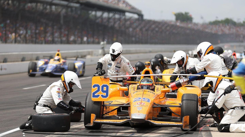 Las probabilidades de que Fernando Alonso vuelva a las 500 Millas de Indianápolis son muy elevadas. (EFE)